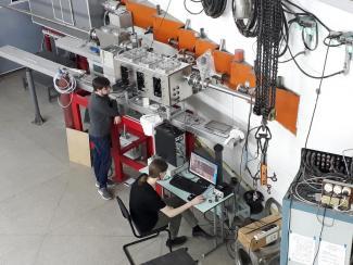 В ИЯФ СО РАН состоялся запуск экспериментальной станции по синхротронному излучению