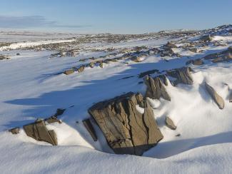 Выпущена цифровая карта самого северного национального парка страны