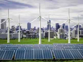 Инвестиции в возобновляемую энергетику пошли на спад