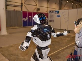 Что увидели гости форума «Технопром-2019»