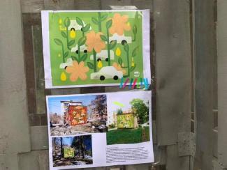 Фестиваль научного стрит-арта снова будет проходить в Академгородке