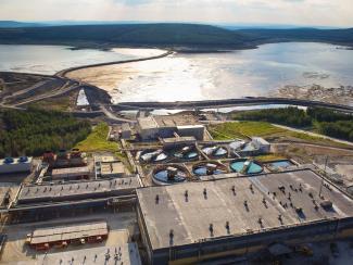 Геологи установили необычное поведение золота на крупнейшем российском месторождении