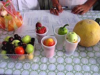 В Красноярске разработали экспресс-метод для оценки химической безопасности овощей и фруктов