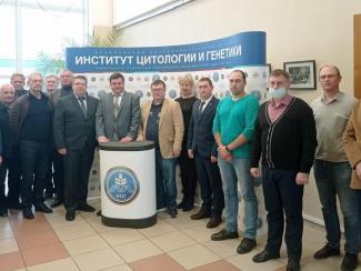 Представители ЦНИИ-27 посетили несколько научных институтов Академгородка в поисках потенциальных партнеров для совместных исследовательских проектов
