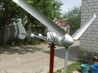 Новосибирские ученые работают над современной конструкцией ветровых теплогенераторов