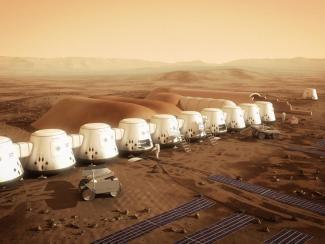 О роли космических технологий в деле борьбы с глобальным потеплением