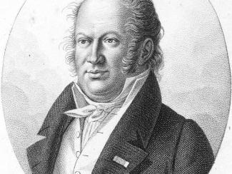 Французский натуралист Жоффруа Сент-Илер (1772 – 1844)