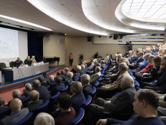 Академик Сергеев назвал основные задачи, стоящие перед Академией наук