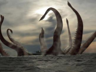 Продолжаем тему секретов океанских глубин