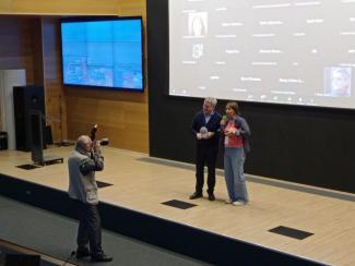 В Академпарке прошел Конгресс выпускников НГУ
