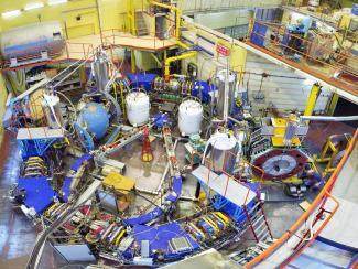 Ученым ИЯФ СО РАН удалось в четыре раза повысить светимость коллайдера ВЭПП-2000