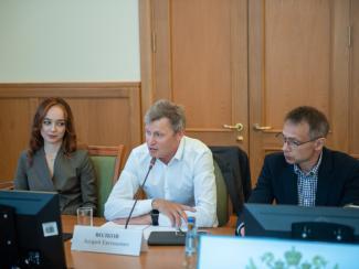 Валерий Фальков провел заседание исполнительного совета программы государственной поддержки вузов