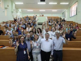 Чему учили в международной Школе молодых ученых в Крыму