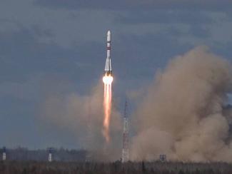 Три спутника связи вывели на орбиту с космодрома Плесецк