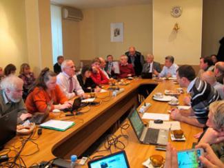 Комиссия общественного контроля за реформой Академии наук