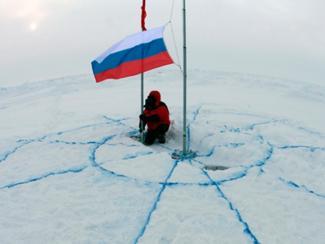 Россия прирастает Арктикой