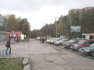 Депутат добился ремонта «академгородковского Бродвея»