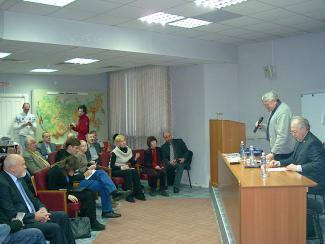 круглый стол на тему: «Наука – городу Новосибирску»