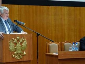Обсуждение правительственного проекта Положения о ФАНО