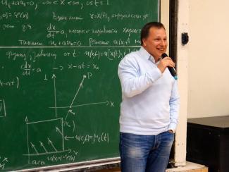 Встреча с главным редактором российского издания «National Geographic» Александром Греком