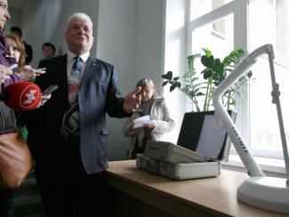 «Технопром-2014» как центр решения проблем «межгалактического» характера