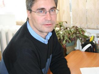 Доктор биологических наук Вячеслав Алексеевич Мордвинов