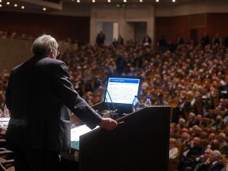 Конференция — как попытка диалога между учеными и чиновниками