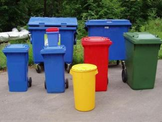 Обеспечьте Академгородок мусорными контейнерами!