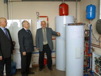 Участник форума «Инновационная энергетика» продемонстрировал технологии альтернативной энергетики для сибирских условий