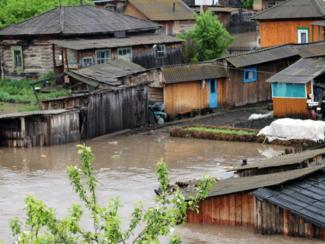 Сбор гуманитарной помощи для жителей Алтая