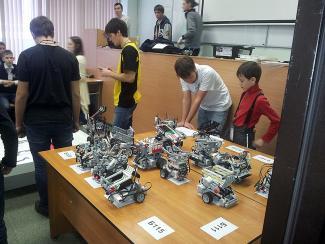 Роботы наступают:  новосибирский парад машин