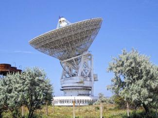 Гигантский радиотелескоп в Евпатории прекратил наблюдения по российскому проекту «Радиоастрон»