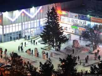 Торговый центр Академгородка будет приватизирован