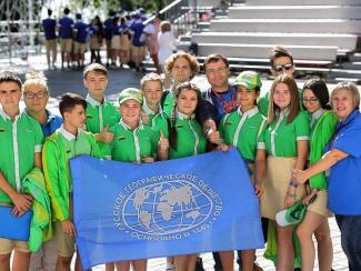 Это второй Молодежный клуб Русского географического общества, открытый в Новосибирске