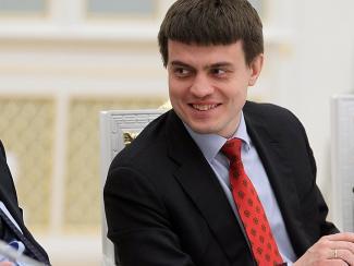 Посещение новосибирского Академгородка руководителем Федерального агентства научных организаций (ФАНО) Михаилом Котюковым