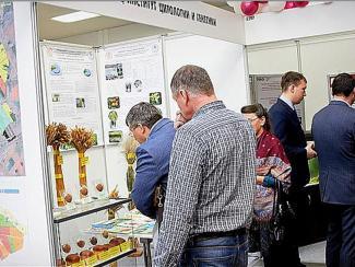 Продукция селекционеров ФИЦ «ИЦиГ СОРАН» вызвала интерес на выставке «Дни урожая-2016».