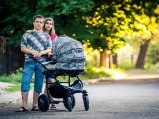 Университет подержал рождаемость рублем