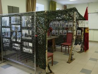 В Музее истории генетики ИЦиГ открыли экспозицию, посвященую Дню Победы