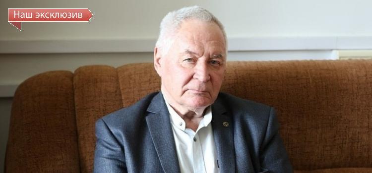 Интервью с почетным гражданином Новосибирска, академиком РАН Юрием Ершовым