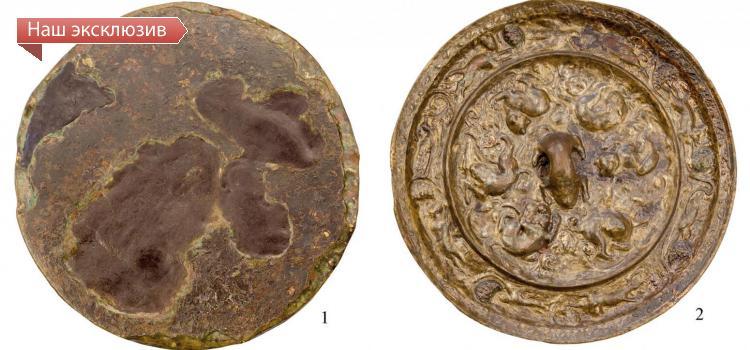 Про интересные артефакты Бронзового века рассказывает археолог